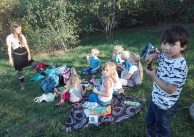 Wildnisschule Aeracura Leipzig Kindergeburtstag Jungen Maedchen Natur 09