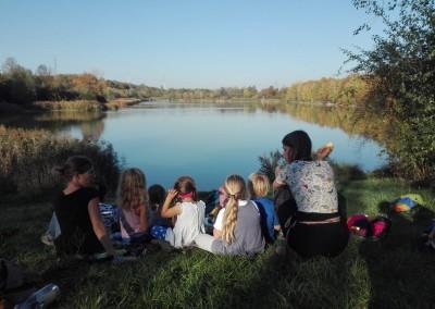 Wildnisschule Aeracura Leipzig Kindergeburtstag Jungen Maedchen Natur 15