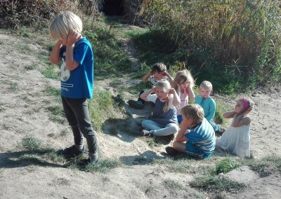 Wildnisschule Aeracura Leipzig Kindergeburtstag Jungen Maedchen Natur 17
