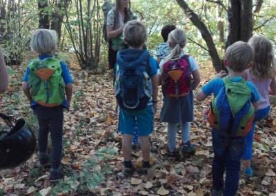 Wildnisschule Aeracura Leipzig Kindergeburtstag Jungen Maedchen Natur 19