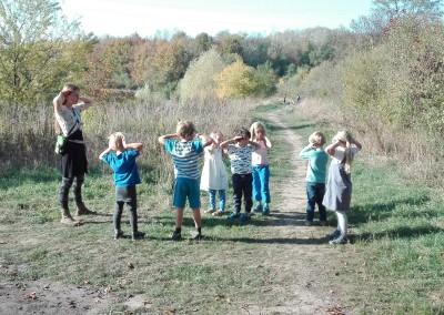 Wildnisschule Aeracura Leipzig Kindergeburtstag Jungen Maedchen Natur 22
