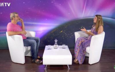 Interview mit Mareen im Neue Horizonte TV
